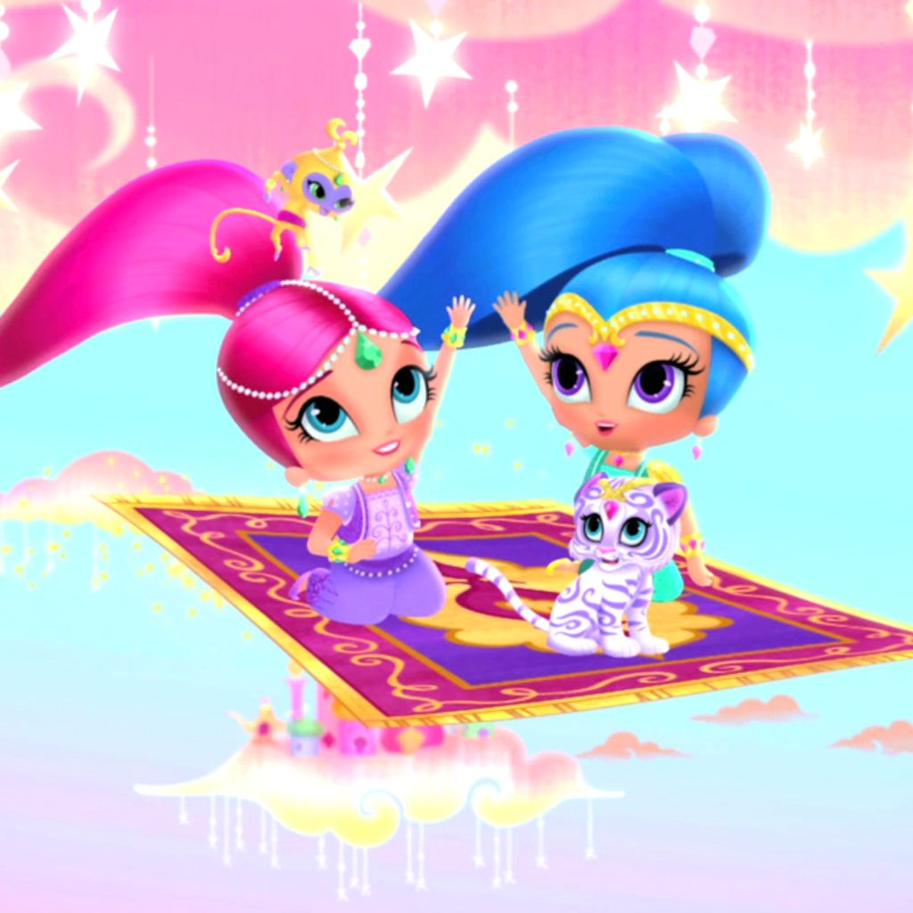 Shimmer and Shine: Travel Song