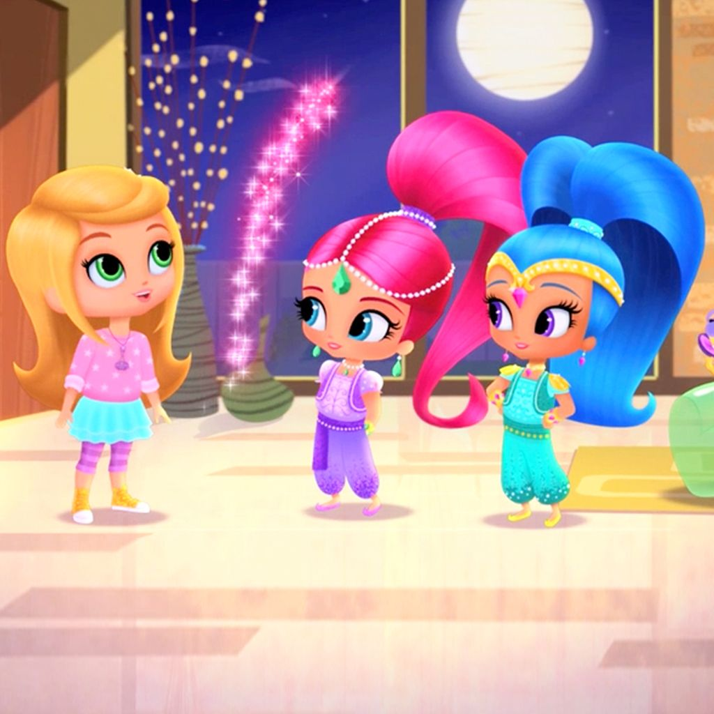 Shimmer and Shine: Make a Wish Song