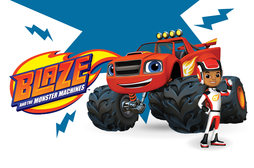 Blaze and the monster machines 1 170 temporada tvrip njs