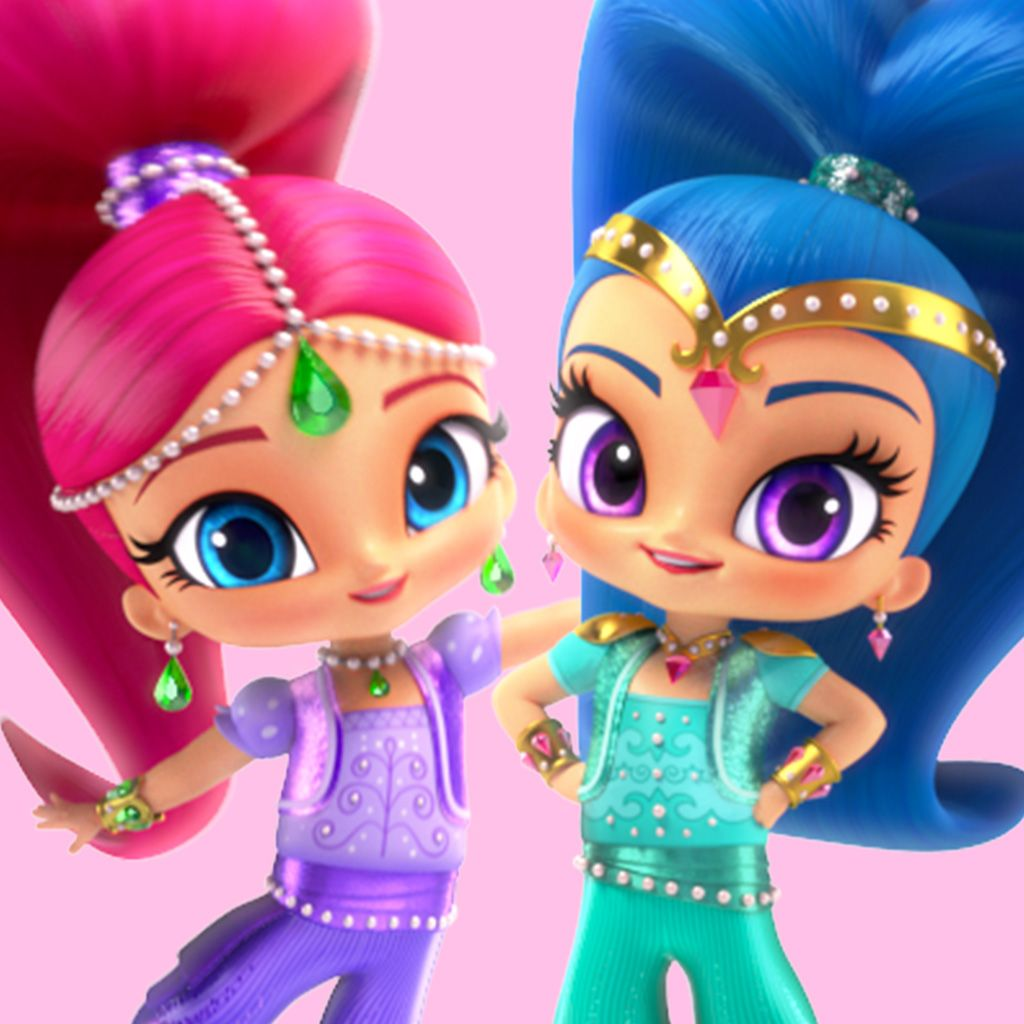 Shimmer and shine disegni da colorare e stampare su nick jr for Shimmer and shine da colorare