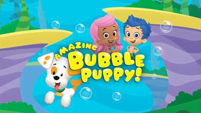 Bubble Guppies A Mazing Bubble Puppy