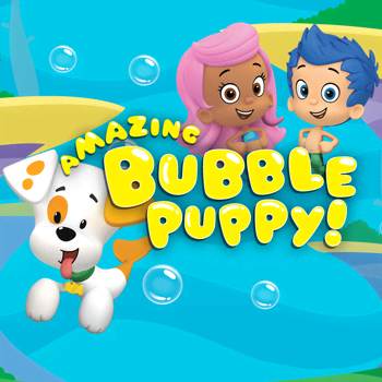 Bubble Guppies: Incrível Bubble Puppy<