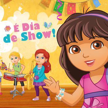 >Dora e os seus Amigos: Jogo Online Infantil Dia de Concerto