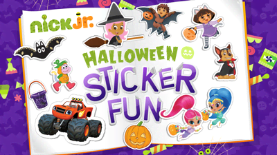 Nick Jr Halloween Games