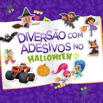 Nick Jr: Halloween Sticker Fun