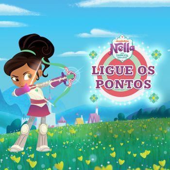Nella, uma princesa corajosa: Ligue os pontos