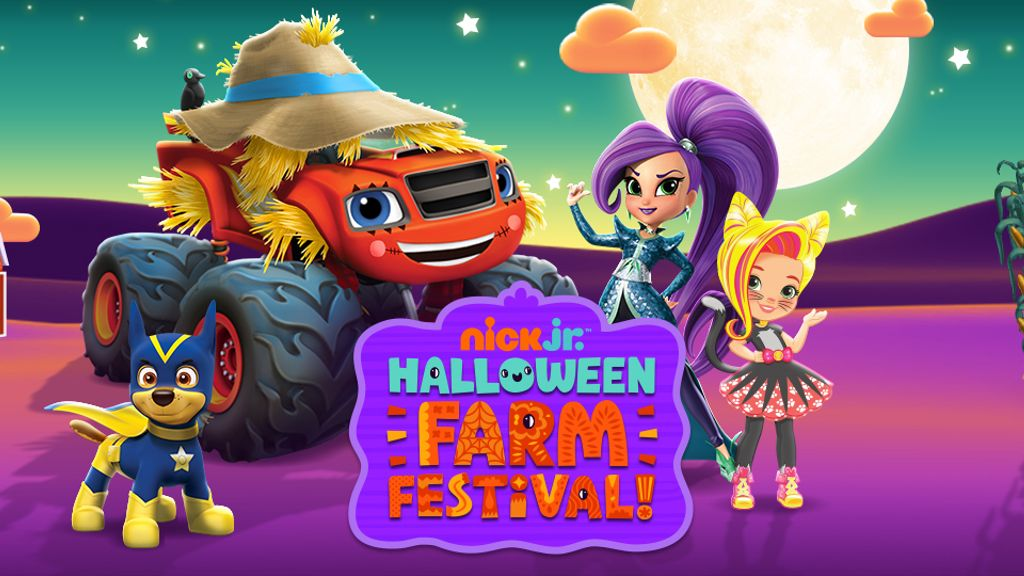 Nick Jr. Halloween Farm Festival