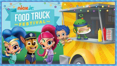 Nick Jr. Food Truck Fe...