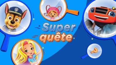 Nickelodeon junior super qu te jeu nickelodeon junior - Jeux de umizoomi ...