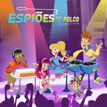 Fresh Beat Band of Spies: Espiões em Palco