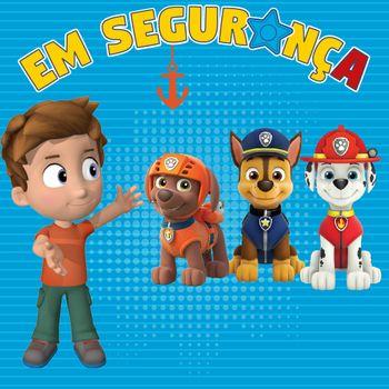 Paw Patrol: Em Segurança com Paw Patrol