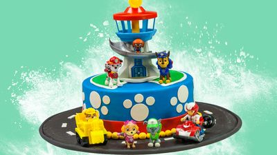 Backen Mit Nick Jr Paw Patrol