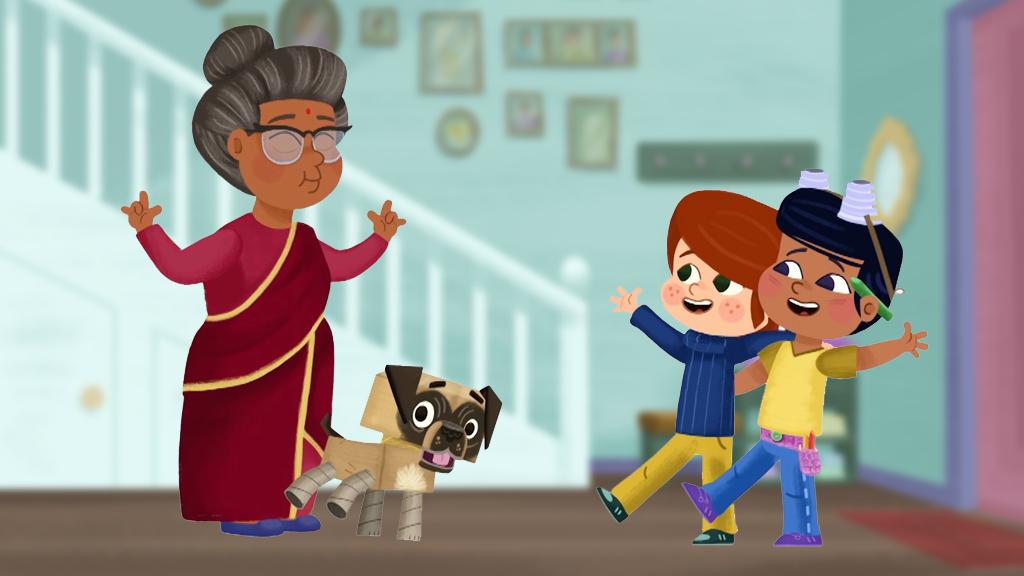 Kiva Can Do: ¡A construir! | Videos y Clips | Nick Jr ...
