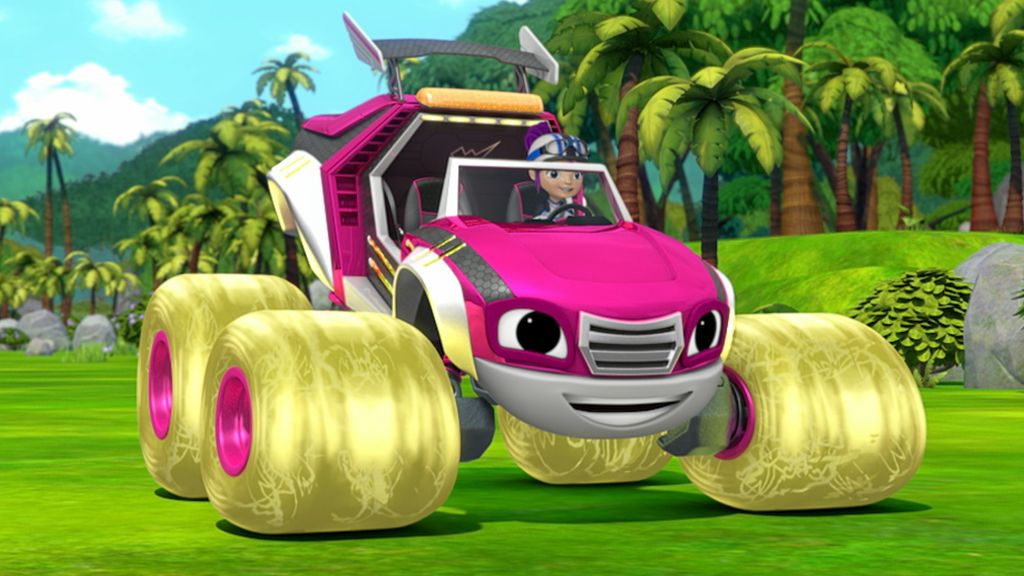 Blaze And The Monster Machines Conoce A Watts Videos Y Clips Nick Jr Latinoamérica