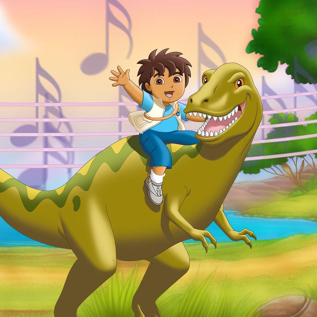 Nick Jr. Sings: Dinosaurs