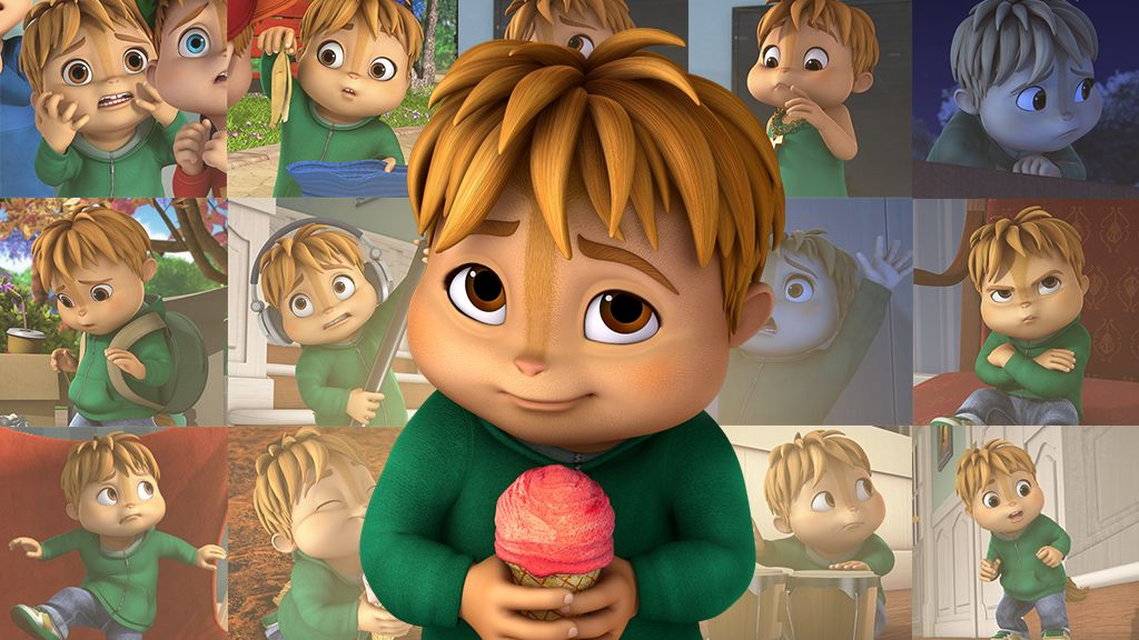 theodore alvin and the chipmunks 1