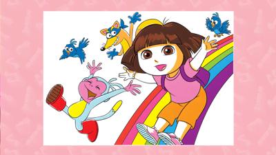 1 2 3 coloriage coloriez le dessin de 1 2 3 - Jeux de nick junior ...