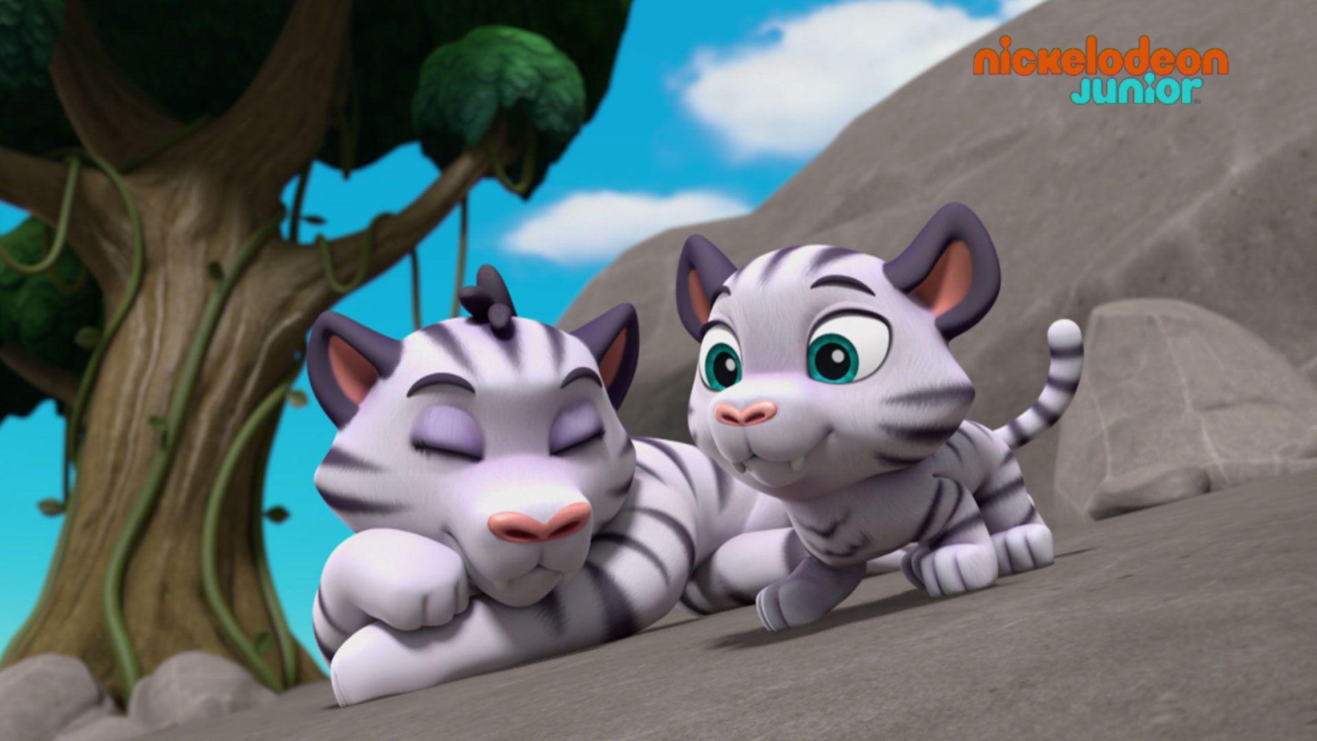 Les Brimades Du Tigre