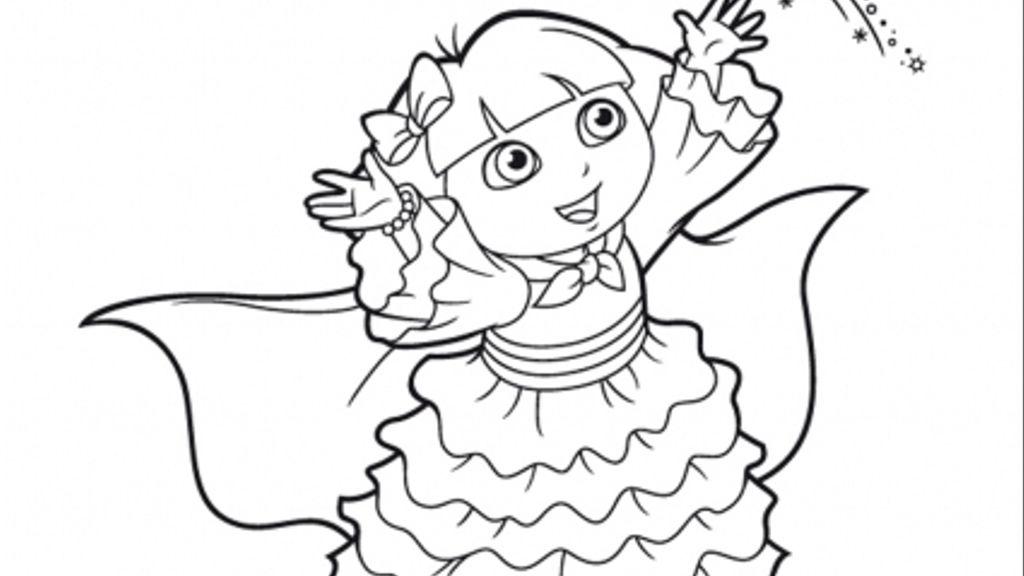 Dora Attrape Une Etoile