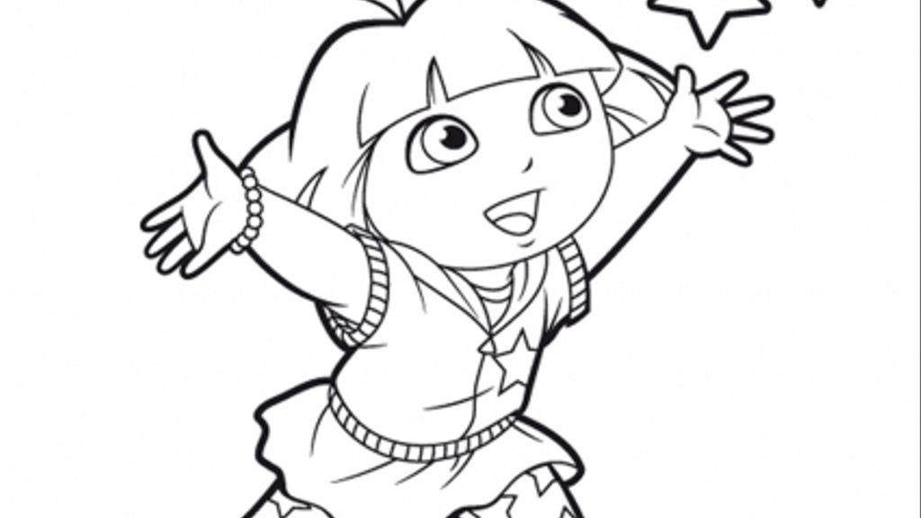 Dora attrape les étoiles