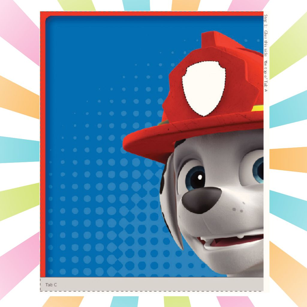 photo about Free Printable Paw Patrol Badges named PAW Patrol: Pin the Badge Printable Get together Match