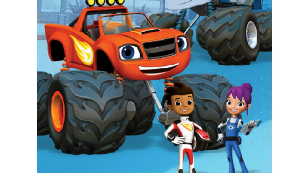 Blaze and the Monster Machines Blaze