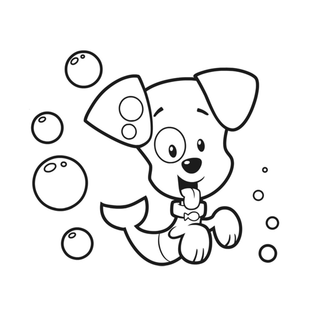 Coloring games nick jr - Nick Jr Coloring Pages For Kids 22413 Coloringpagefree Com