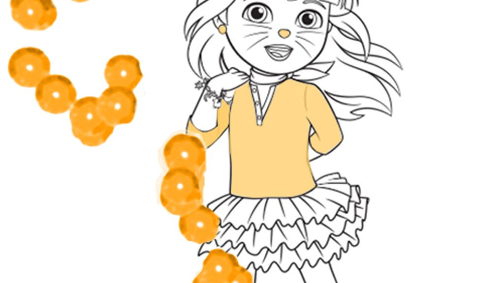 Dora & Friends: Dora\'s Halloween Costume: Colouring Pages for ...