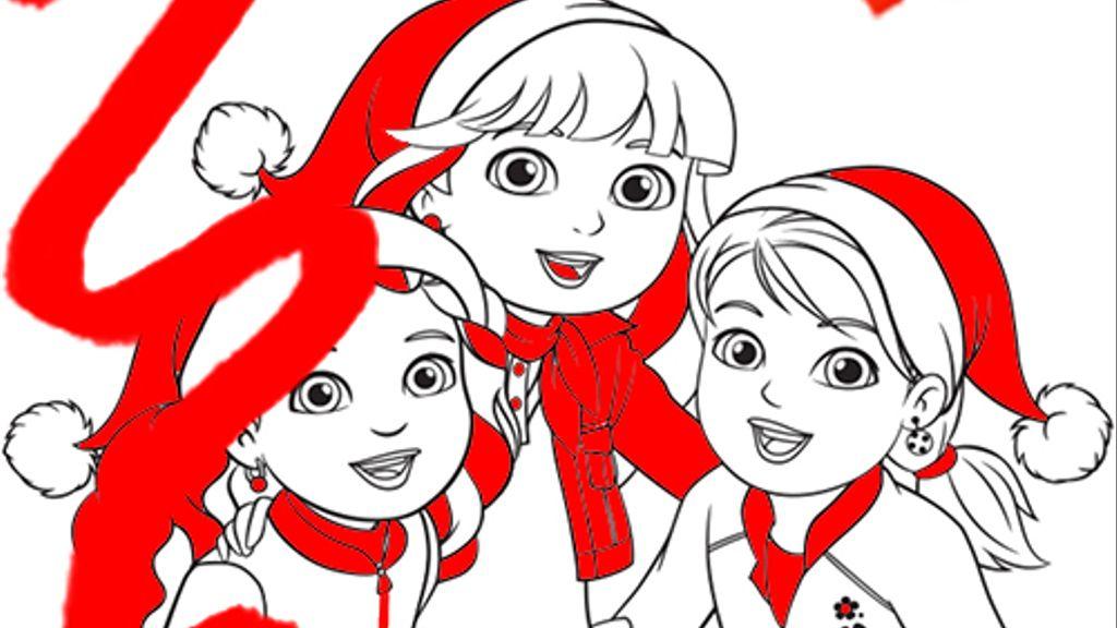 Dora Amp Friends Into The City Christmas Dora And Friends