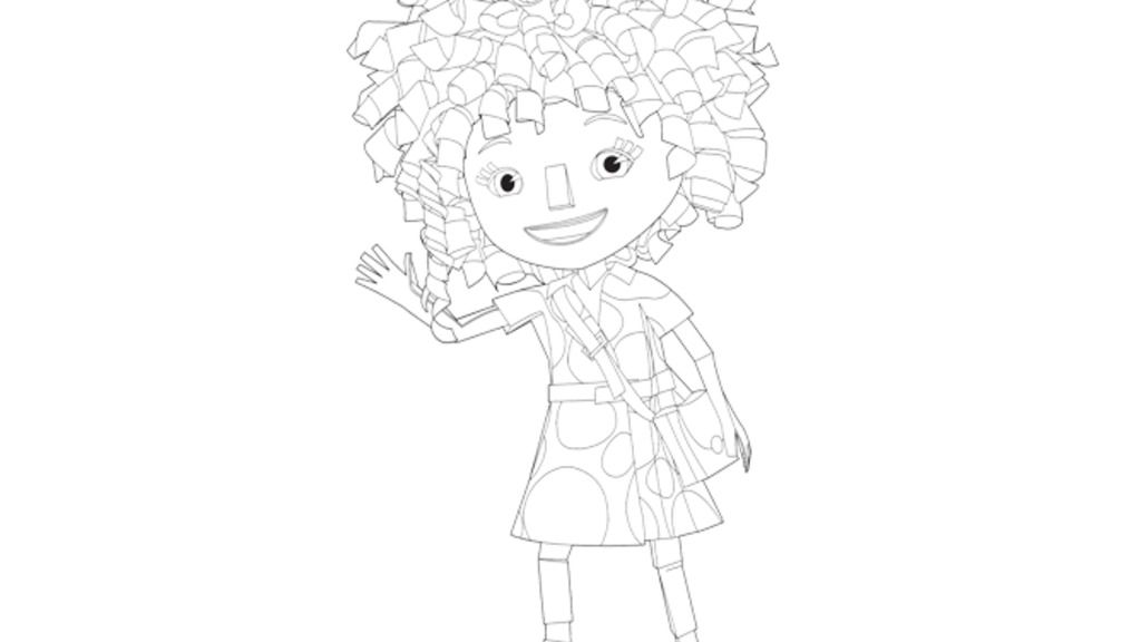 zack and quack coloring pages - photo#12
