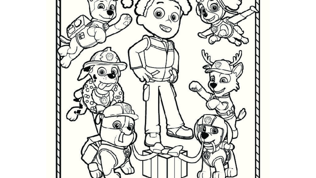 thanksgiving coloring pages nick jr fun color page - Nick Jr Coloring Pages Paw Patrol