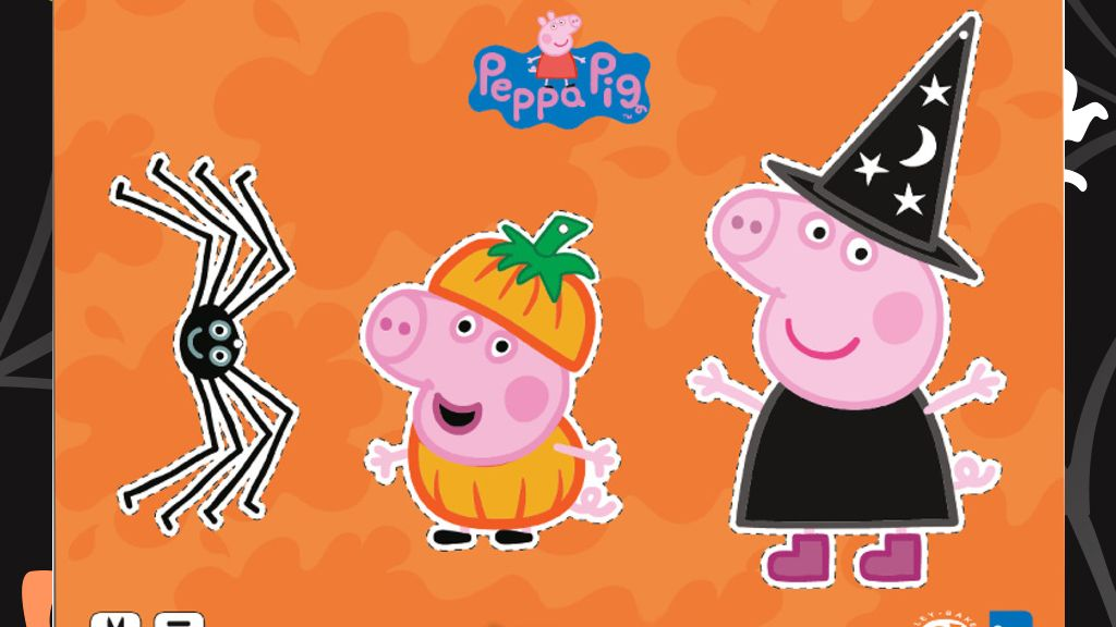 halloween printables activities peppa pig halloween easy halloween craft