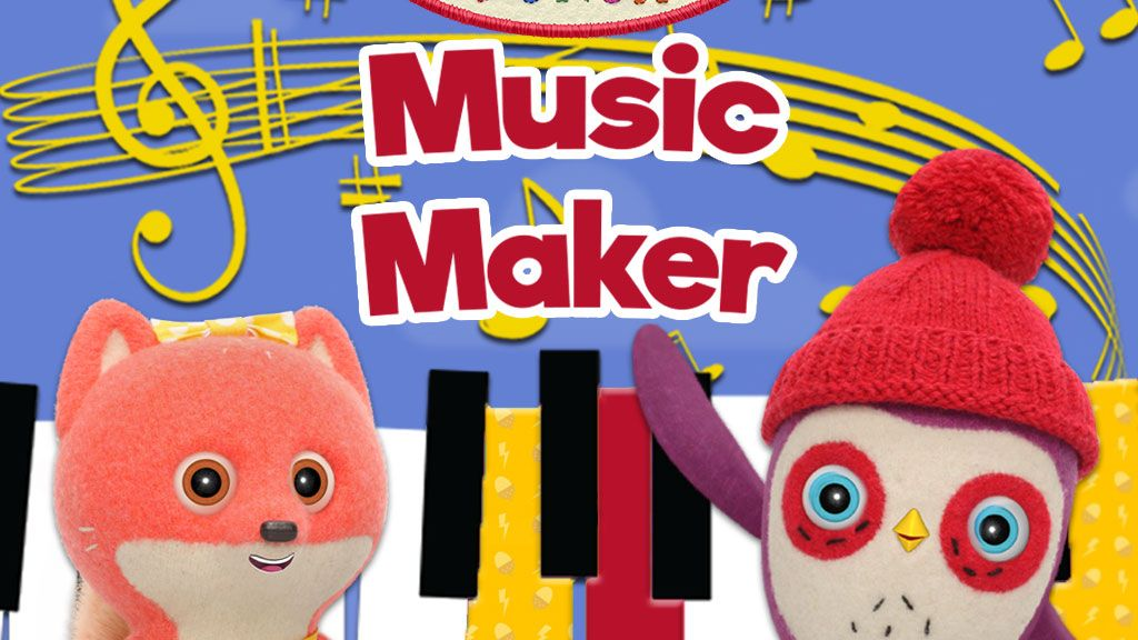 Becca's Bunch: Music Maker