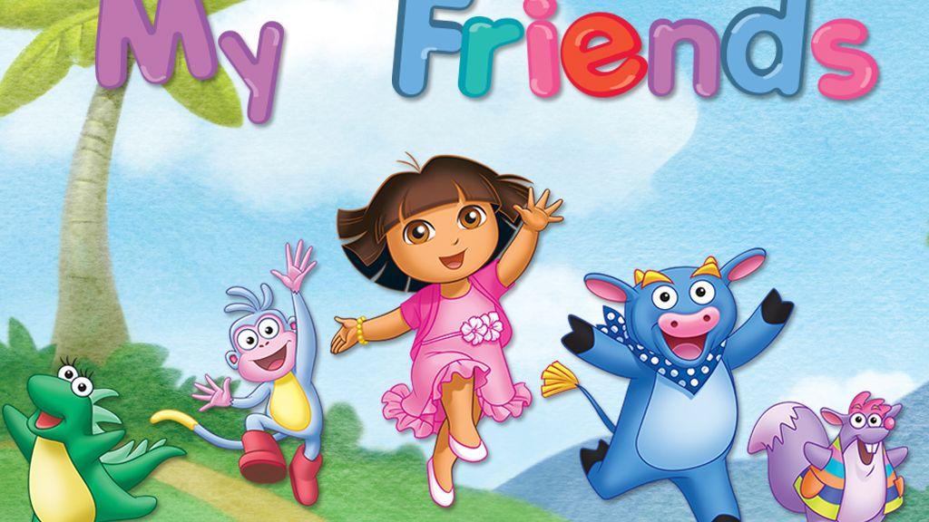 meet dora and friends