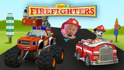 Nick Jr. Firefighters Game