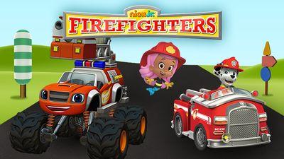 Nick Jr. Firefighters Game | Nick Jr. UK