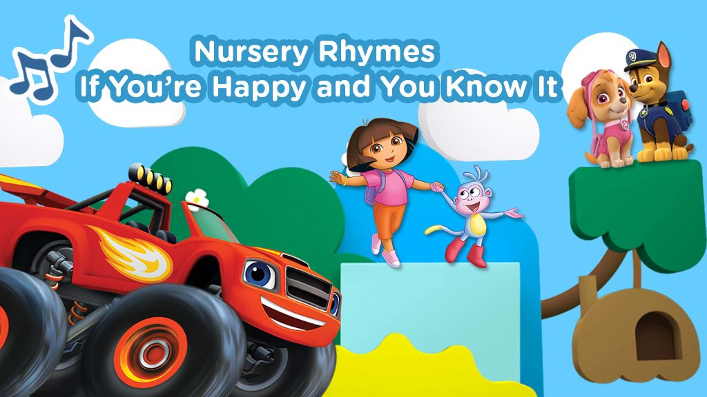 Nursery Rhymes: If You\'re Happy and You Know It
