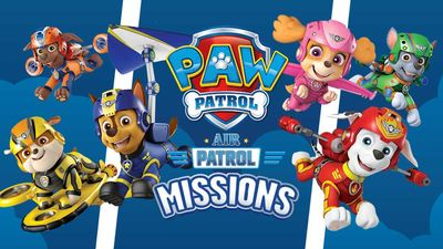 PAW Patrol | PAWsome Missions Game!
