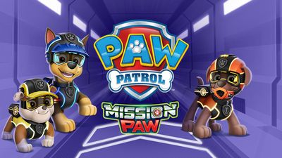 Paw Patrol Mission Paw Game