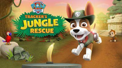 PAW Patrol: Tracker\'s Jungle Rescue | Nick Jr. UK