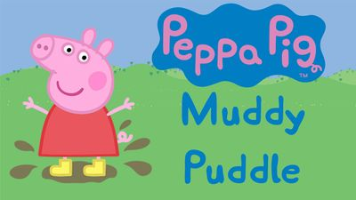 Image result for peppa pig muddy puddles
