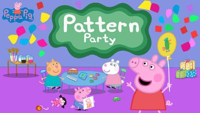 Peppa Pig: Pattern Party