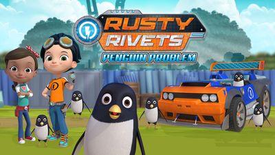 Rusty Rivets Penguin Problem