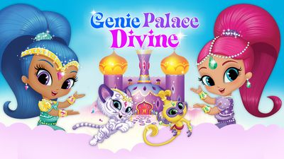 01a5760738 Shimmer and Shine: Genie Palace Devine