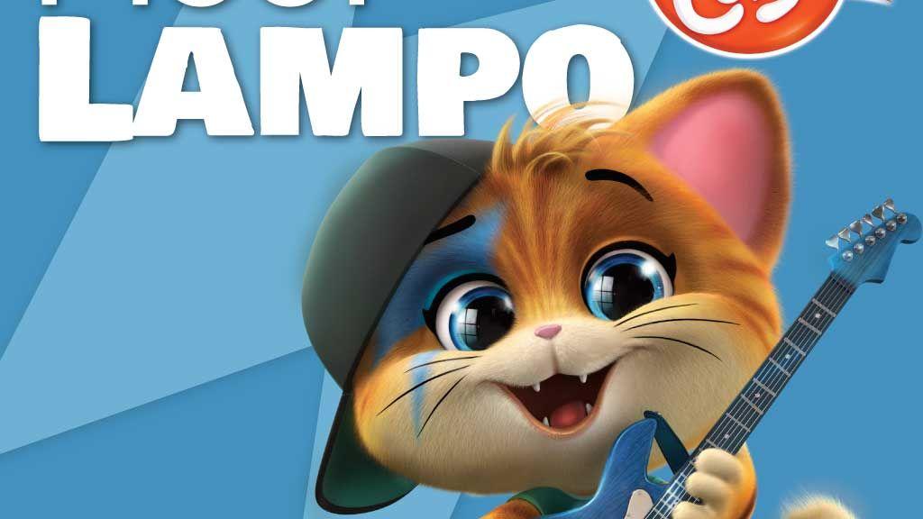 44 Cats Meet Lampo