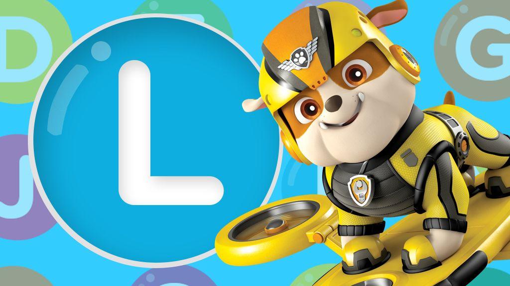 Alphabet Videos: The Letter L! | Nick Jr. UK