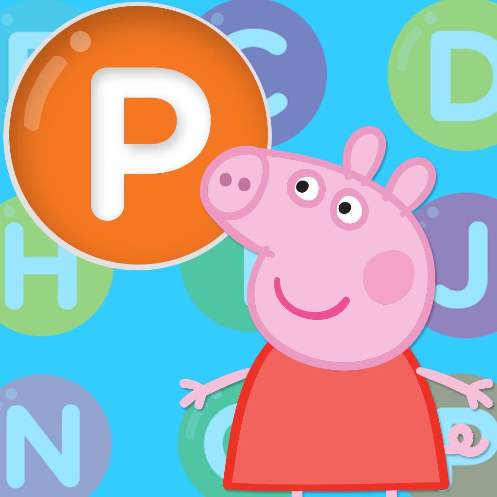 Alphabet Videos  The Letter P