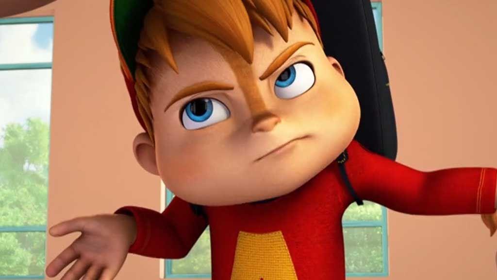 Alvin The Cutest Chipmunk