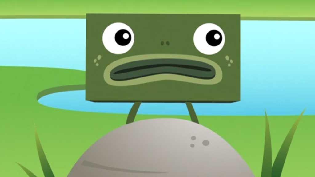 Big Block Sing Song Frog