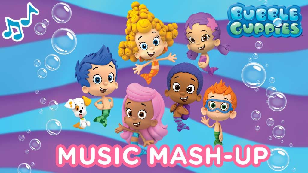 bubble guppies a colour just right nick jr uk